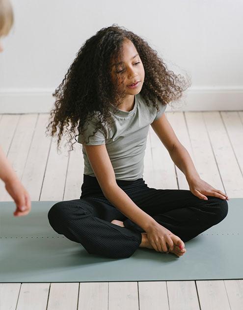 Yogamattor för barn